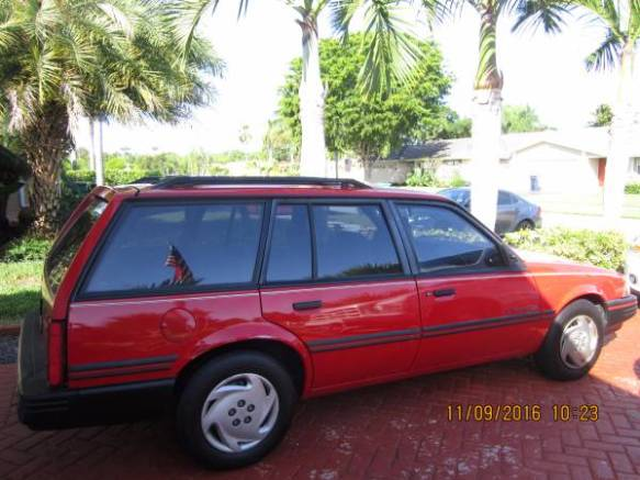 1992 chevy cavalier wagon in cherry paper smog paper smog wordpress com